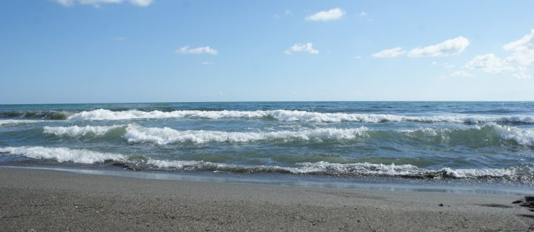 Das Meer von Monte
